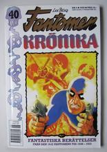 Fantomen Krönika Nr 40