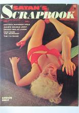 Satan's Scrapbook Vol 1 No 1 Pinup USA