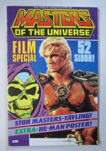 Masters of the Universe 1987 Filmspecial