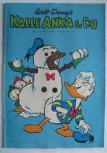 Kalle Anka 1963 01 Vg+