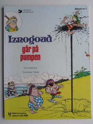 Iznogoud 01 Iznogoud går på pumpen