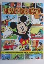 Musse Piggs bästa Inbundet album