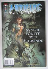 Witchblade 1999 01