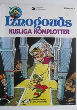 Iznogoud 03 Iznogouds kusliga komplotter