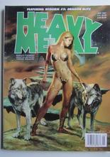 Heavy Metal Magazine 2007 05 May
