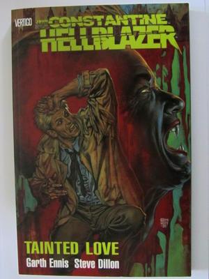 Hellblazer #  068-071 Tainted Love