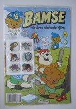 Bamse 2003 16 Med bilaga