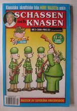 Schassen och Knasen 2000 02