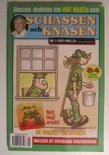 Schassen och Knasen 2001 01