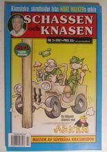 Schassen och Knasen 2001 02