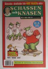 Schassen och Knasen 2001 03