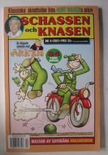 Schassen och Knasen 2001 04