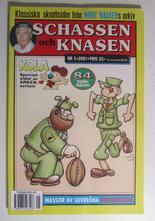 Schassen och Knasen 2001 05