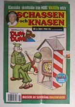 Schassen och Knasen 2001 06