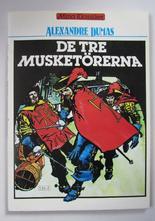 Mina Klassiker 1978 02 De tre musketörerna