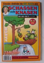 Schassen och Knasen 2002 03