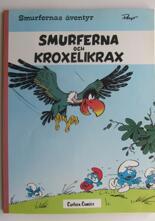 Smurfernas äventyr 01 Smurferna och Krokelikrax