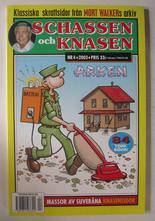 Schassen och Knasen 2003 04