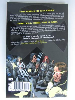 New X-Men Vol 2 Imperial