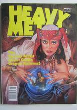 Heavy Metal Magazine 1992 05 May
