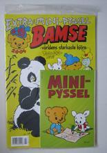 Bamse 2004 15 Med bilaga