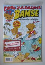Bamse 2004 17 Med julkalender