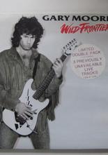 """Gary Moore Wild frontier Dubbel 7"""" singel"""