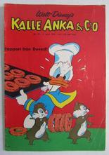 Kalle Anka 1968 15 Vg