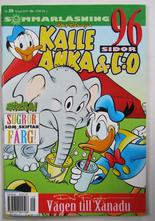 Kalle Anka & Co 2001 29 Don Rosa