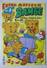 Bamse 1991 08 med affisch
