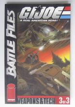 G.I. Joe Battle Files Issue 3