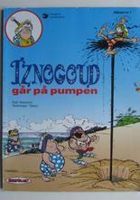 Iznogoud 01 Iznogoud går på pumpen 2:a uppl.