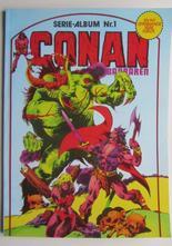 Conan Barbaren Seriealbum 01 1983