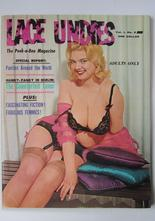 Lace Undies Vol 1 No 2 196? Pinup USA