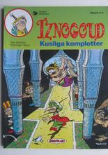 Iznogoud 03 Kusliga komplotter 2:a uppl.