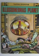 Yanns Äventyr 01 Illusionernas planet