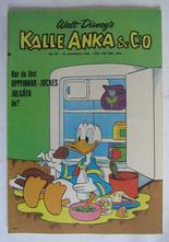 Kalle Anka 1966 45 Fn