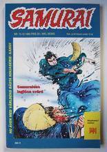 Samurai 1990 11/12