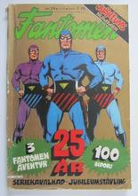 Fantomen 1975 20 Vg-