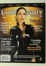 Gothic Beauty Magazine 23