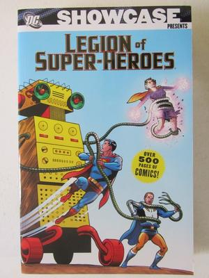 Legion of Super Heroes Vol 2 DC Showcase Presents