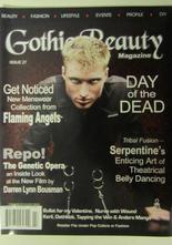 Gothic Beauty Magazine 27