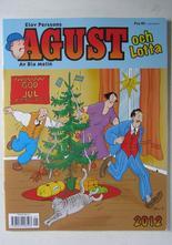 Agust och Lotta Julalbum 2012