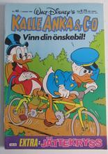 Kalle Anka & Co 1984 40