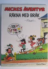 Mickes Äventyr 03 Räkna med bråk