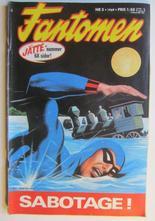 Fantomen 1969 03 Vg+