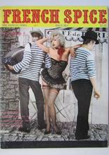 French Spice Vol 1 No 4 1963 Pinup USA