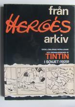 Tintin Från Hergés arkiv