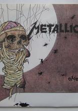 "Metallica One / The Prince 7"" singel"