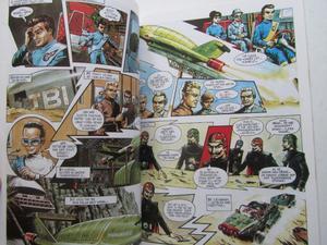 Thunderbirds 02 Ödesdiger attack
